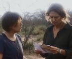Alice Wegmann e Patrícia Pillar em 'Onde nascem os fortes' | Reprodução
