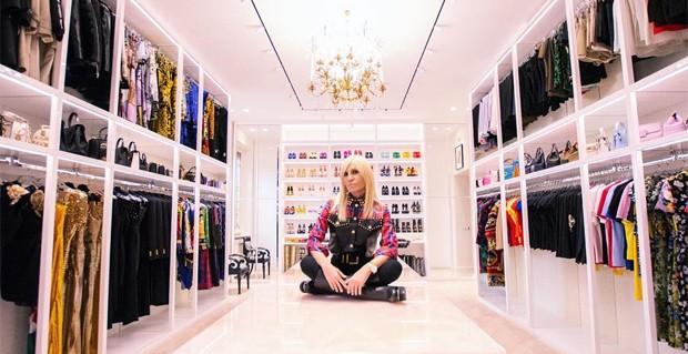Donatela Versace (Foto: Reprodução / Instagram)