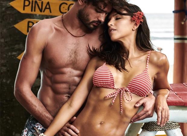 Mariana Rios e Marlon Teixeira (Foto: Pedrita Junckes)