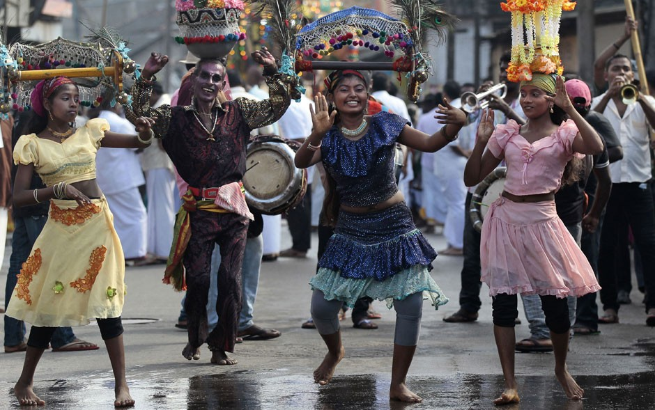 Sri Lanka, um mosaico étnico e religioso