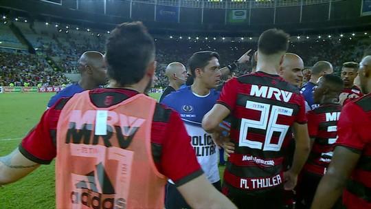 Bruno Henrique será julgado pelo TJD-RJ nesta sexta e pode desfalcar Flamengo na reta final do Carioca
