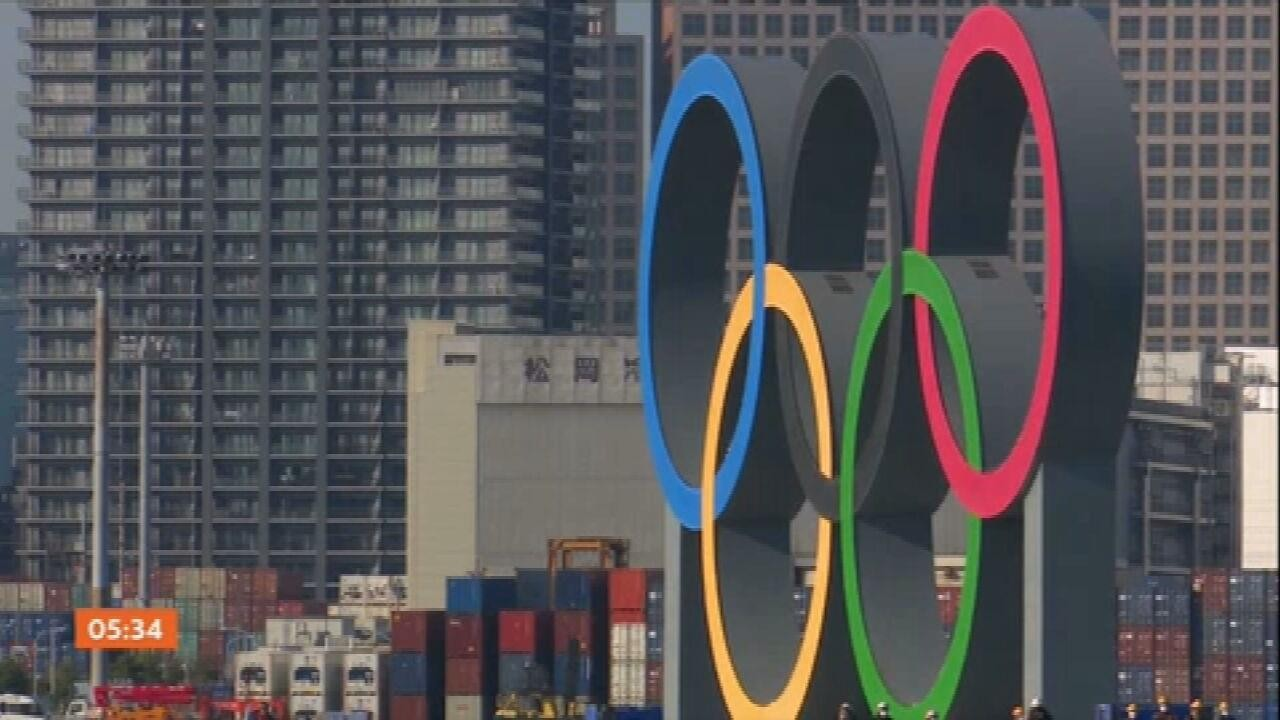 Japão vive incerteza sobre as Olimpíadas de Tóquio