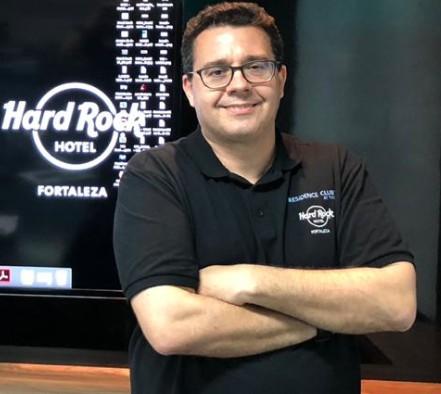 Samuel Sicchierolli, presidente da VCI, fundo que trouxe rede hoteleira ao país (Foto: Divugação)