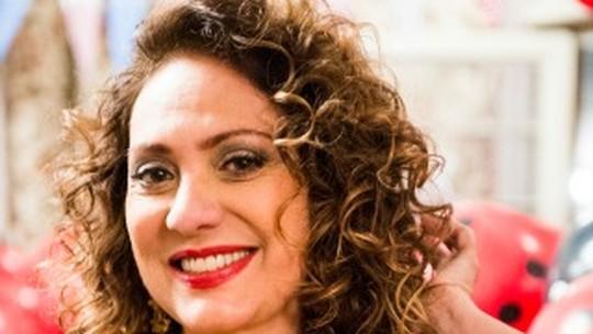 'O interior está dentro de mim agora', revela Eliane Giardini