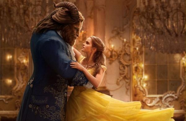 Cena do filme A Bela e a Fera (2017), da Disney (Foto: Reprodução)