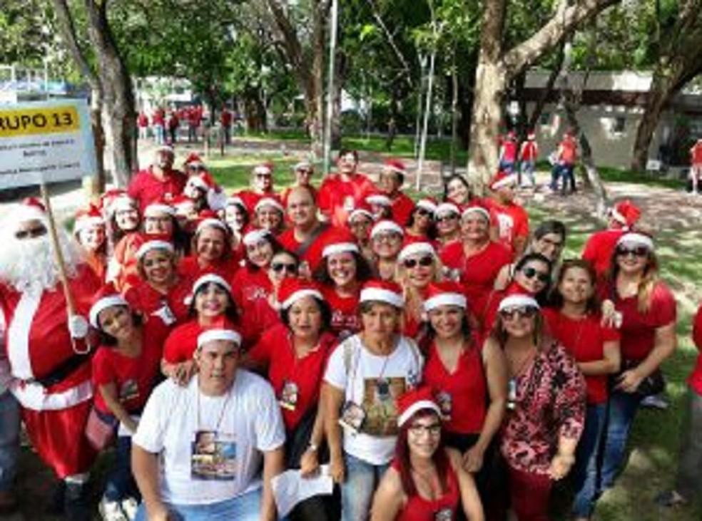 'Natal de Amor' completa 22 anos.  — Foto: Divulgação