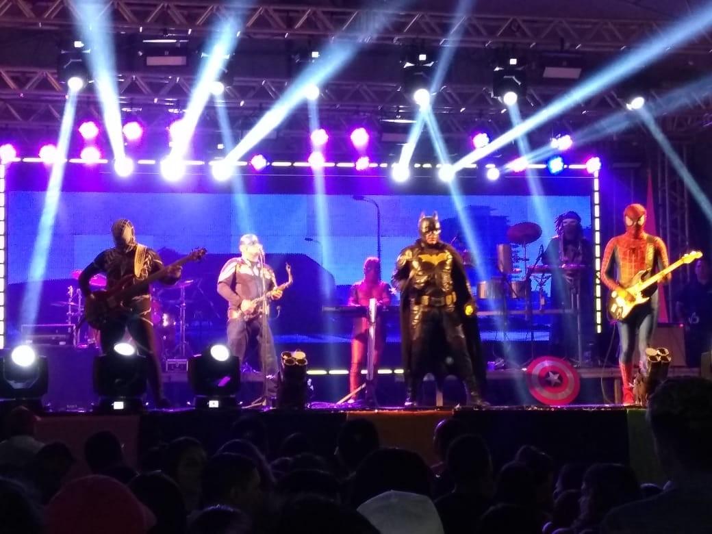 Festividade de N. Sra do Amparo oferece programação cultural gratuita na Cidade Nova - Notícias - Plantão Diário