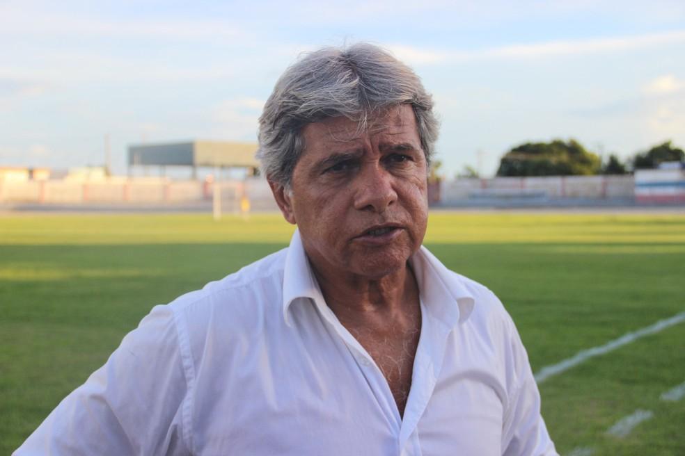 Arthur Bernardes vê boas chances de classificação do Nacional (Foto: Marcos Dantas)