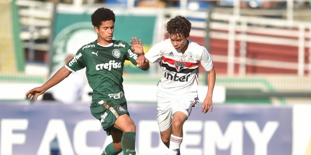 Jogadores levam aprendizado após derrota — Foto: Mauro Horita / CBF