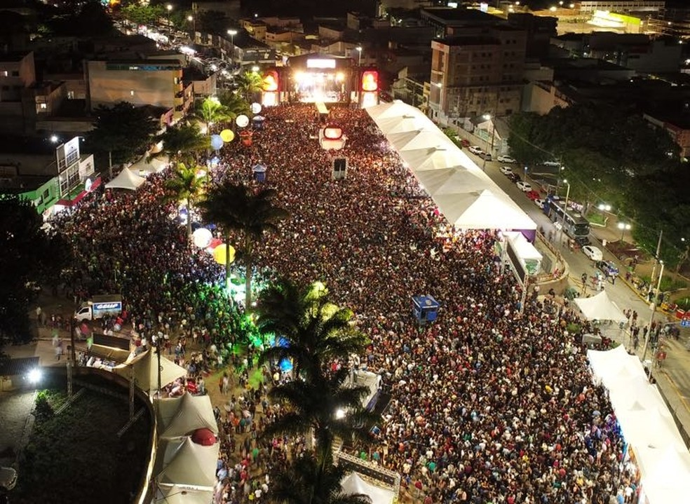 O 'Viva Dominguinhos 2020' será realizado de 20 de abril a 2 de maio, em Garanhuns — Foto: Secom Garanhuns/Divulgação