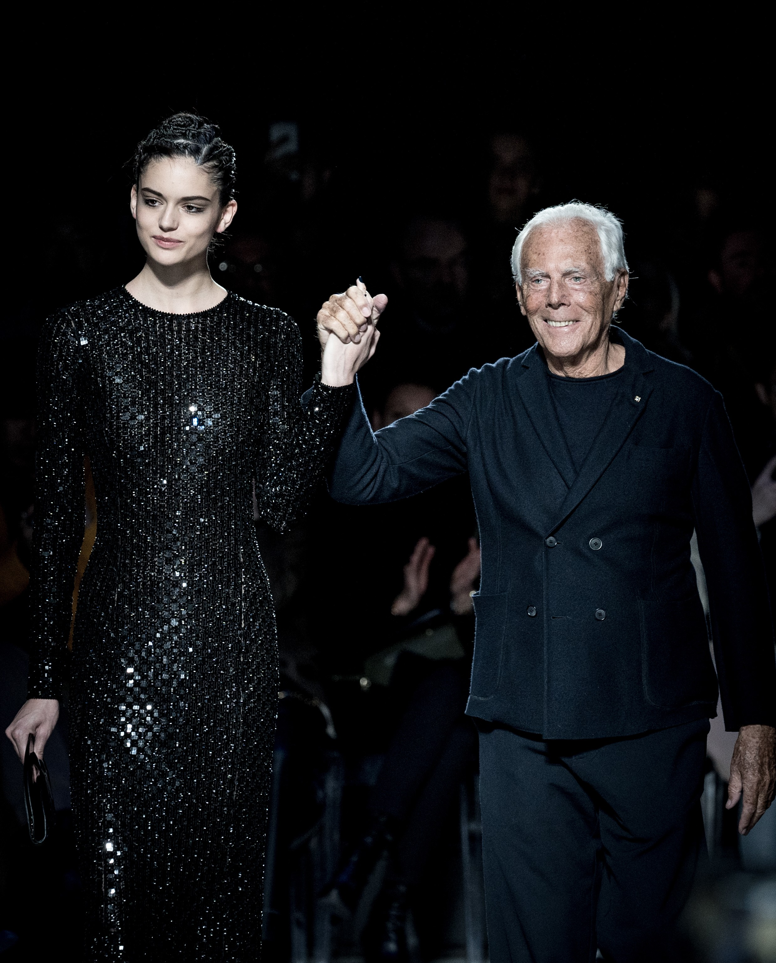 Giorgio Armani (Foto: Getty Images)