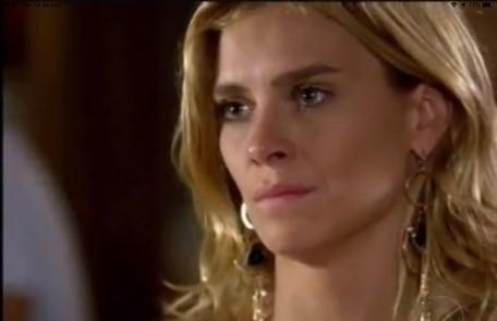 Na segunda-feira (25), Quinzé (Malvino Salvador) descobrirá que Teodora (Carolina Dieckmann) pretende brigar pela guarda do filho TV Globo