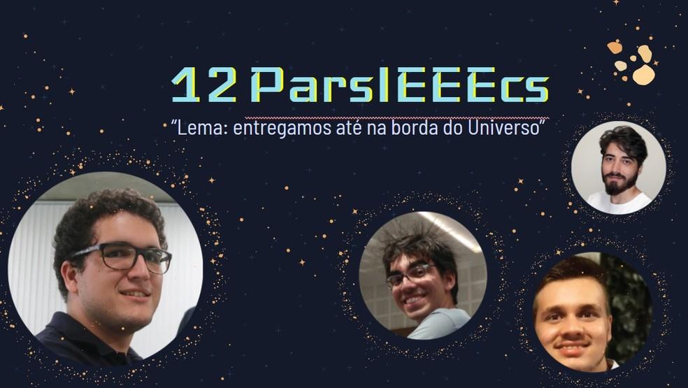 Estudantes da USP São Carlos irão representar a cidade na próxima fase Global de competição da Nasa. — Foto: Reprodução