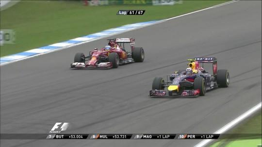 Ricciardo crê que sua temporada de 2014 elevou o nível das ultrapassagens na Fórmula 1