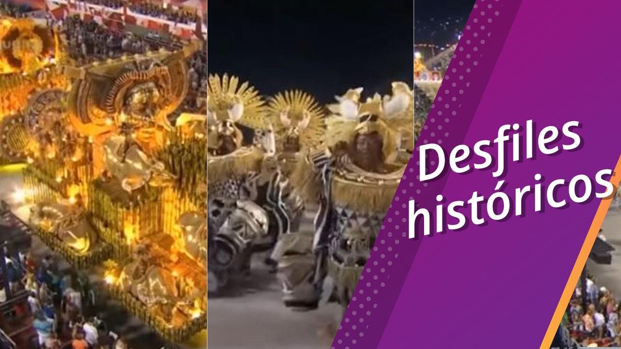 Saudade do Carnaval? Semana Pop lista dez desfiles históricos para curtir