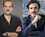 Dan Stulbach e Jayme Matarazzo | TV Globo