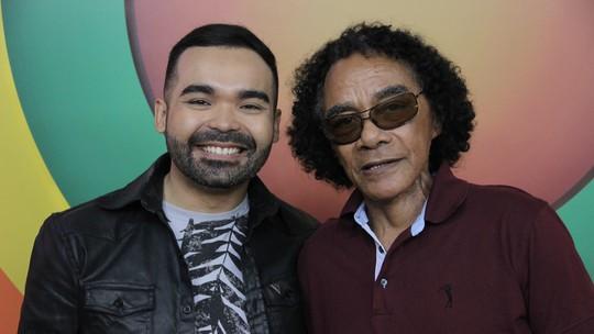 """""""É sempre bom cantar nossa história"""", diz Chico da Silva no 'Paneiro' de sábado (21)"""