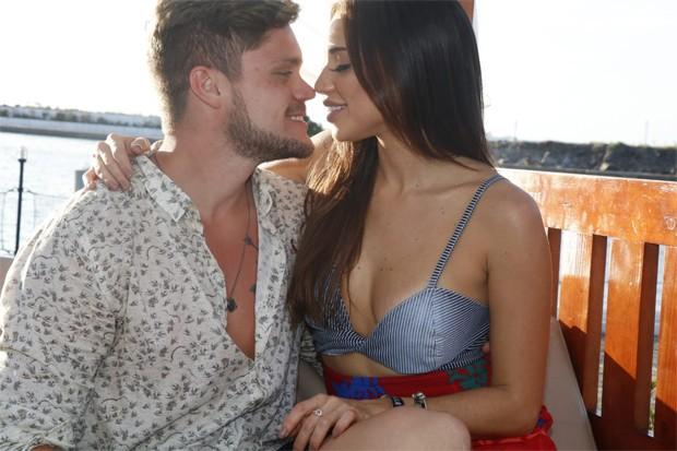 Breno Simões e Paula Amorim (Foto: Fred Pontes/Divulgação)