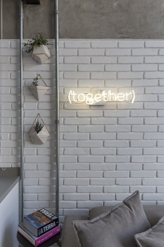 18 ideias para decorar uma parede vazia (Foto: João Paulo de Oliveira)