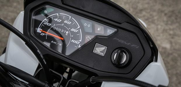 Honda Pop 110i 2019 (Foto: divulgação)