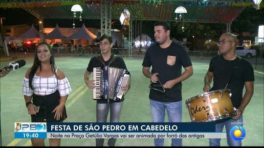JPB2JP: Festa de São Pedro em Cabedelo