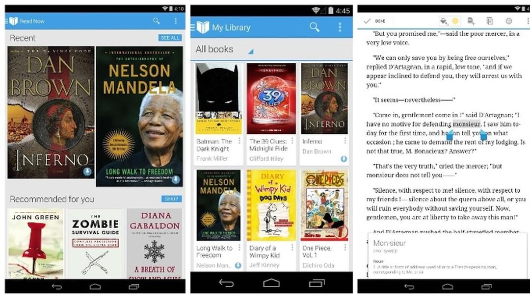 Aldiko Book Reader | Download | TechTudo