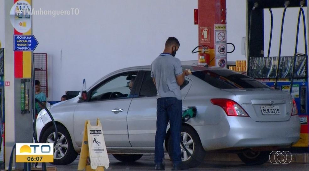 Gasolina pode aumentar ainda mais em 2020 — Foto: Reprodução