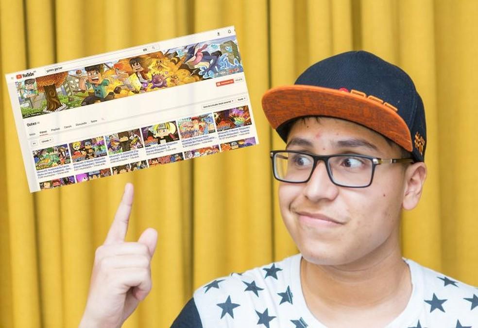 Com 193 mil seguidores, Julio Eduardo Oliveira, de São Carlos, ganhou prêmio na categoria Cultura e Comportamento. (Foto: Secretaria Estadual de Educação/Divulgação)