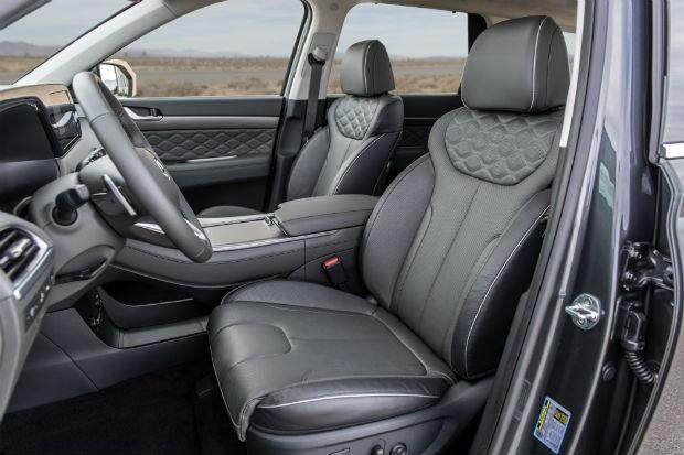Hyundai Palisade 2020 (Foto: Divulgação)