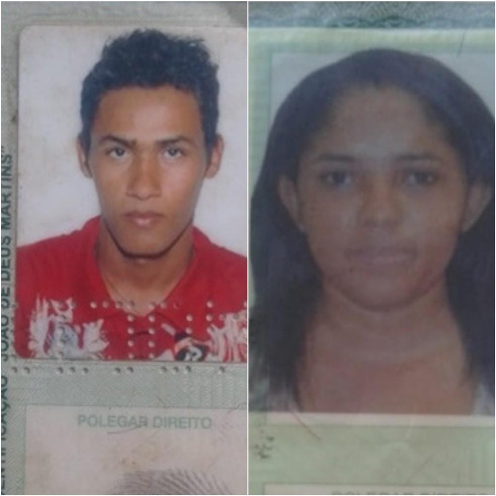 Homem não aceitava fim do relacionamento e matou ex-mulher, segundo a polícia — Foto: Divulgação/PM-PI