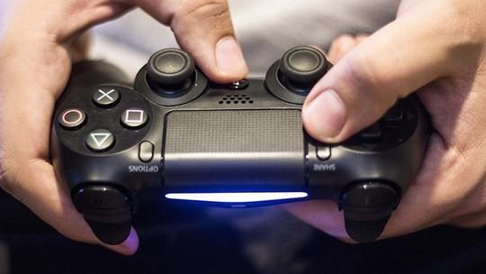 Foto: (Controles desgastados são um dos problemas dos PS4 usados (Foto: Reprodução/Murilo Molina))