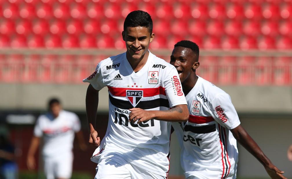 Rodrigo Nestor vai jogar a Copa São Paulo em 2020 — Foto: Rubens Chiri/saopaulofc.net