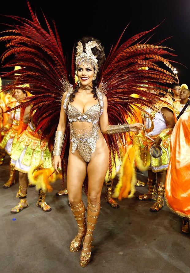 Daniela Albuquerque (Foto: Eduardo Saraiva/ QUEM)