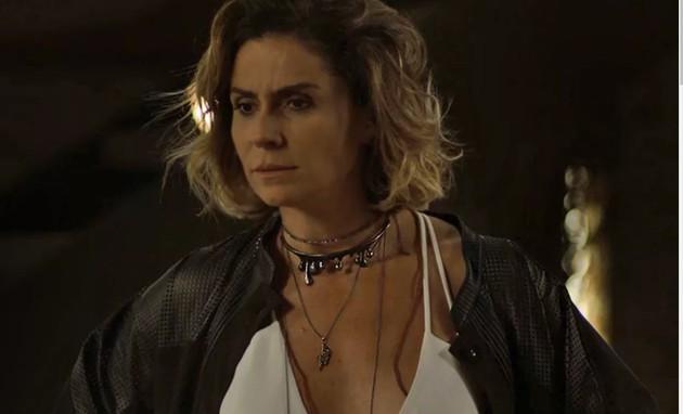 'Segundo Sol': Giovanna Antonelli é Luzia  (Foto: TV Globo)
