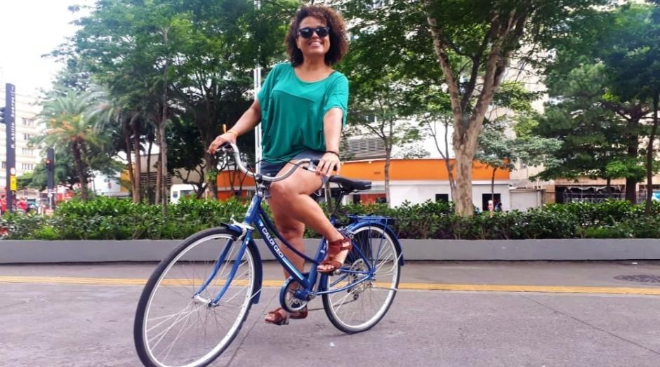 Aline Rieira, fundadora do Señoritas Courier (Foto: Divulgação)