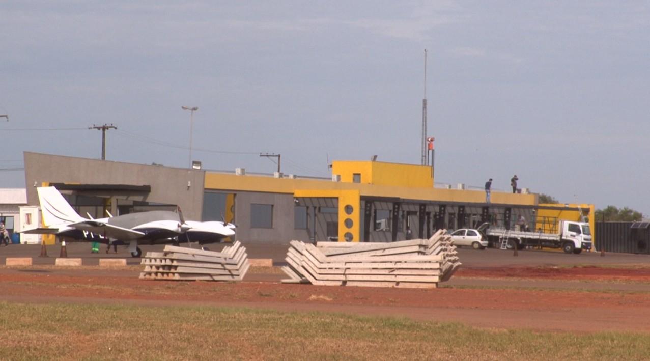 Aeroporto de Guarapuava deve iniciar operações com voos comerciais no dia 7 de dezembro - Notícias - Plantão Diário