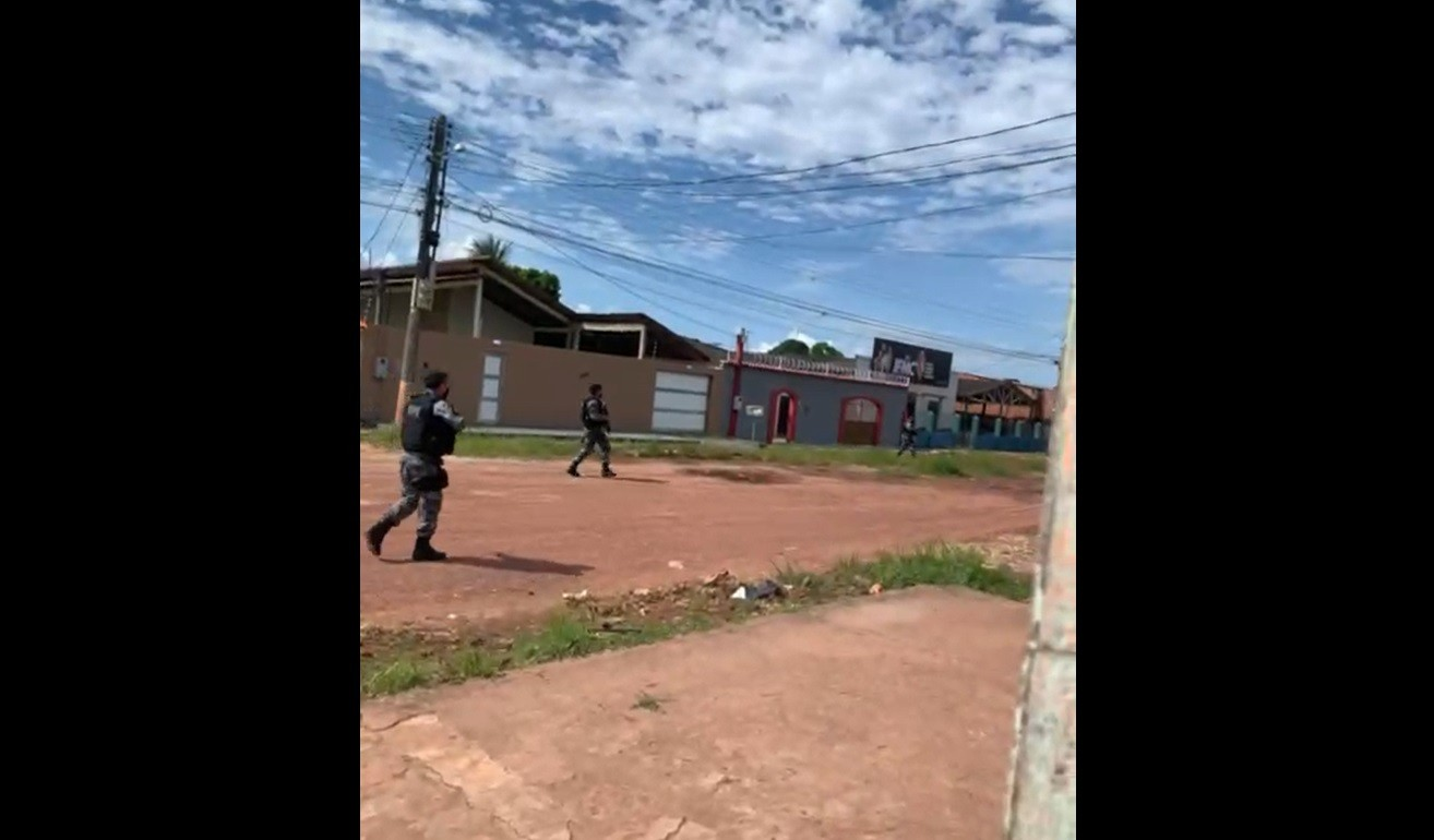 Integrante de facção morre em troca de tiros com o Bope após fugir de duas abordagens no AP