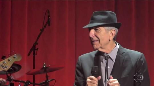 Corpo de Leonard Cohen é sepultado em Montreal, no Canadá