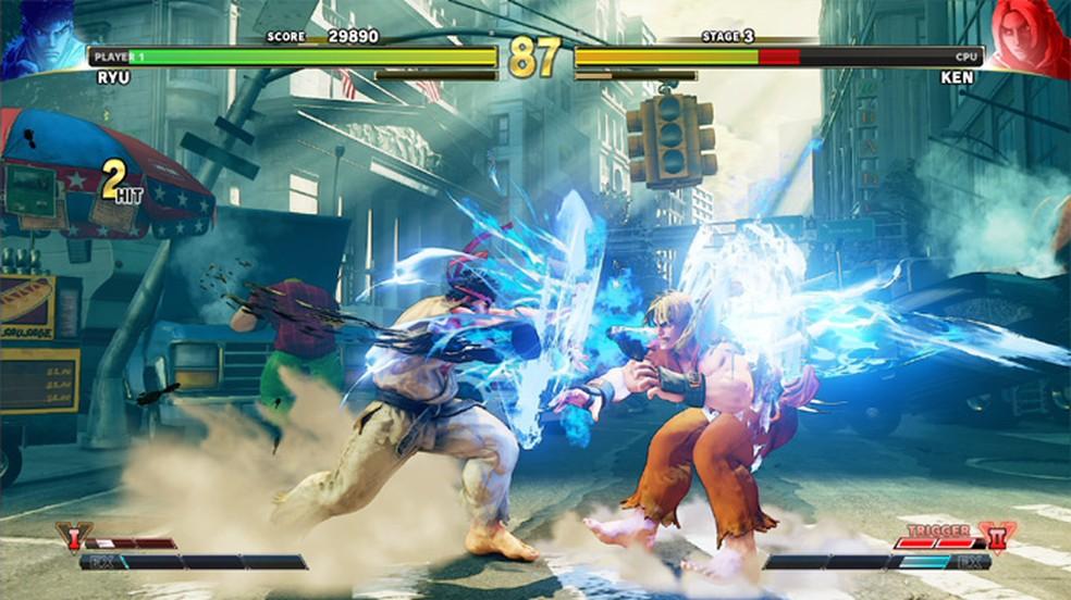 Street Fighter 5: Arcade Edition é anunciado com novo modo Arcade | Jogos  de luta | TechTudo