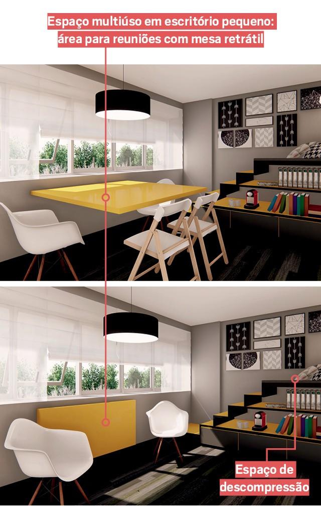 The Office (Foto: Ilustração: Priscilla Bencke)