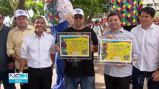 Olinda elege Cabela e Mirula para homenageados do carnaval