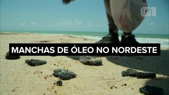 Mais de 100 dias após a primeira mancha, litoral brasileiro já tem 942 pontos atingidos pelo óleo