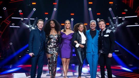 Adrenalina e emoção: relembre o que rolou na semana de estreia da nova fase ao vivo do 'The Voice'