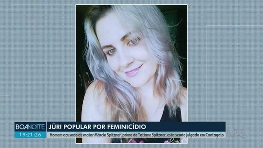 Ex-marido acusado de matar prima de Tatiane Spitzner é condenado a 78 anos de prisão