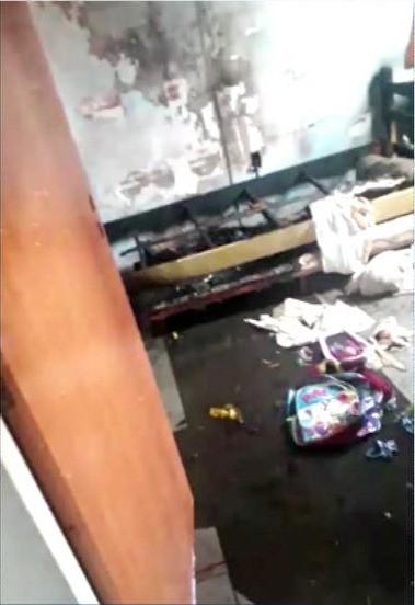 Criança coloca fogo em cama usando isqueiro e chamas danificam quarto de casa em Montes Claros - Notícias - Plantão Diário