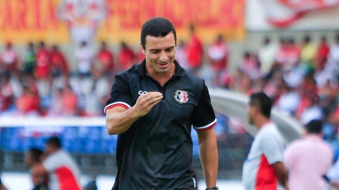 CRB anuncia a contratação do técnico Júnior Rocha  be1d9f2a97c91