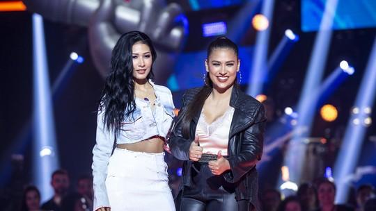 Simone & Simaria revelam que já se desafiaram em show de calouros