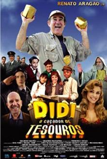 filme Didi – O Caçador de Tesouros