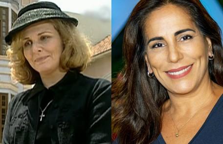 No remake de 'Éramos seis' na Globo, Gloria Pires vive Dona Lola, papel que coube a Irene Ravache na versão de 1994 do SBT Reprodução e TV Globo
