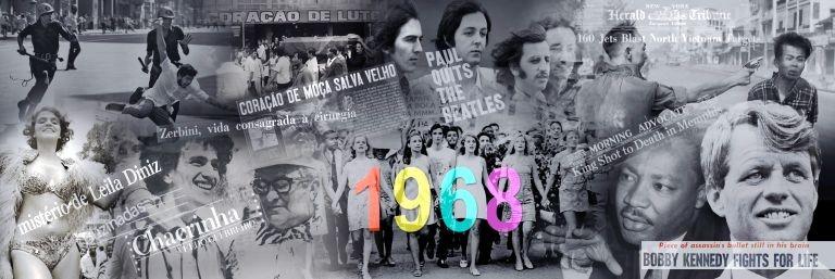 1968, cabeçalho (Foto: Arte: Antonio Lucena)